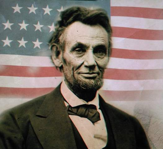 Lincoln elected president.