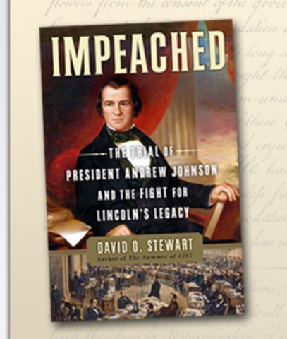 Johnson impeached, 14th amendment