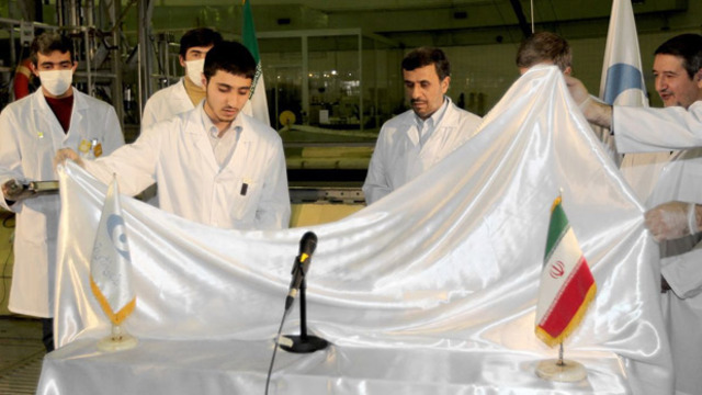 Iran Stops its Nuclear Weapon Program