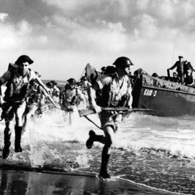 Ten Events of WW2 timeline