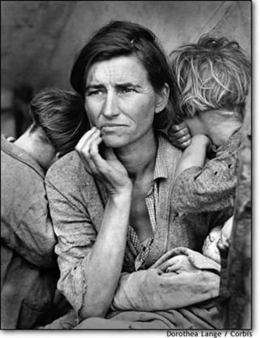 Stock Market Crash: Great Depression Begins