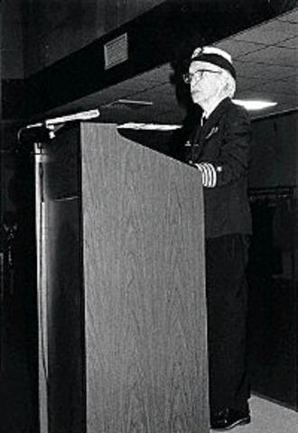 """Grace Hopper recorded the first actual computer """"bug"""" — a moth stuck between the relays and logged at 15:45 hours on the Harvard Mark II."""