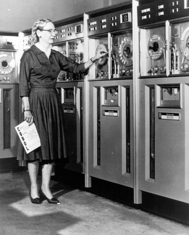 Grace Hopper completes the A-0 Compiler.
