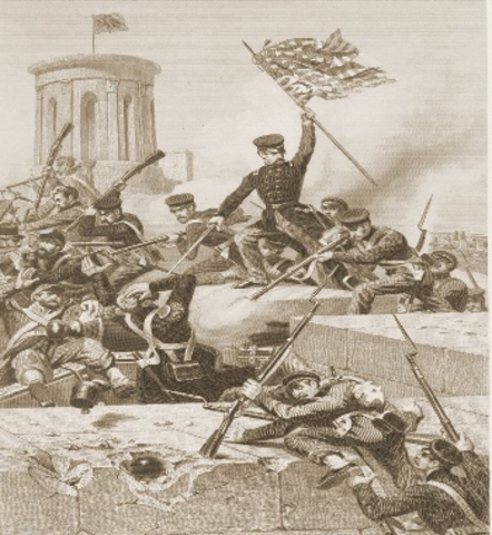 War Against Mexico