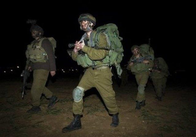 Israel withdraws again