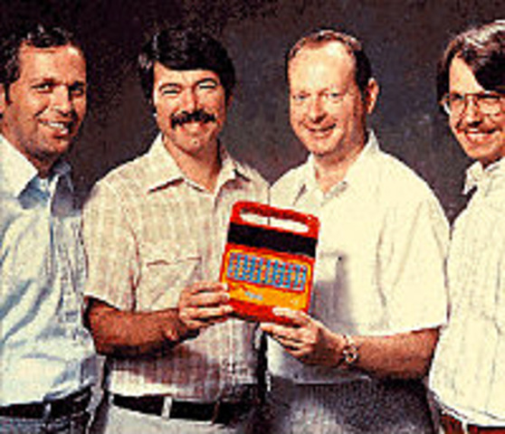 Texas Instruments Inc. introduced Speak & Spell, a talking learning aid for ages 7 and up.
