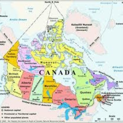 Evenements Canadiennes timeline