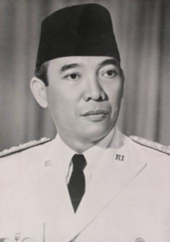 1st President Soerkaro