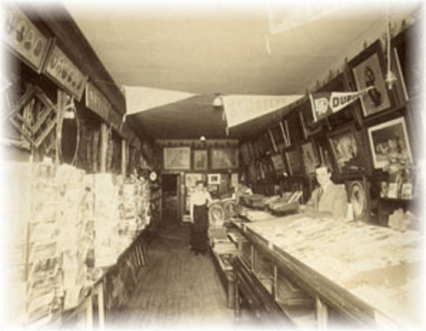 Undertaking and Art Store