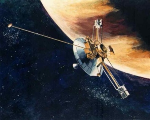 End of Pioneer 10's Mission