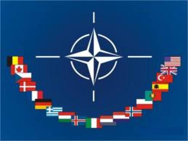 Creation of The North Atlantic Treaty Organization(NATO)