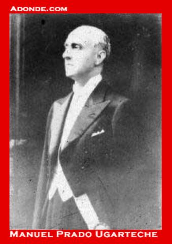 Manuel Prado Ugarteche