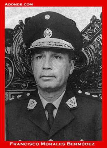 Francisco Morales Bermúdez