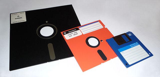 Floppy disks sold