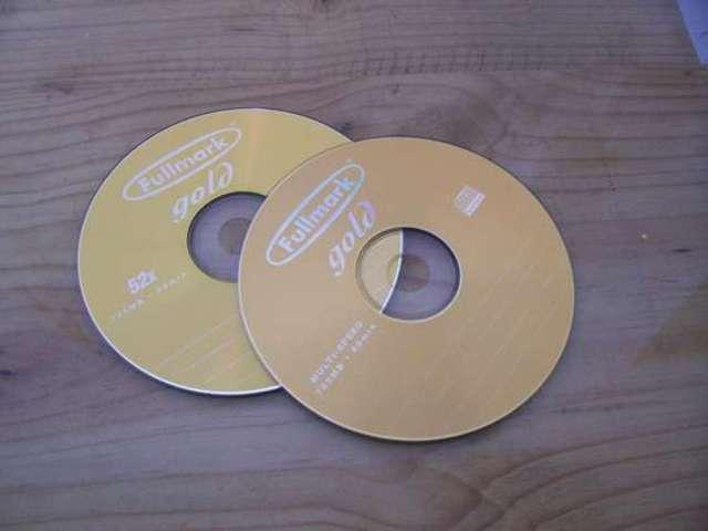 CD ROM's