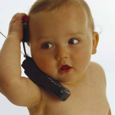 Desarrollo lingüístico del niño de 0 a 5 años timeline