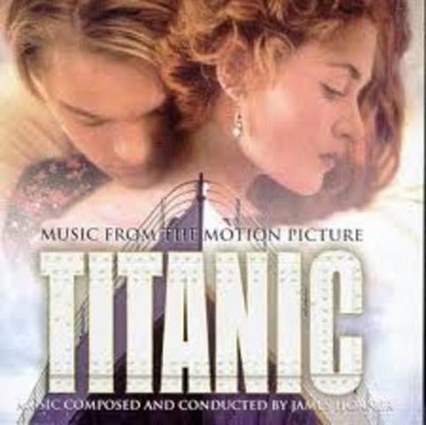 Fashion and Entertainment: Titanic movie release