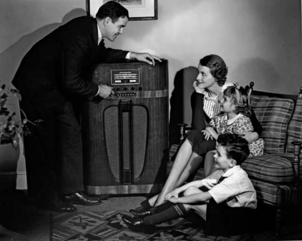 Fashion and Entertainment: Radios