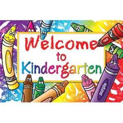 My 1st Day of Kindergarden
