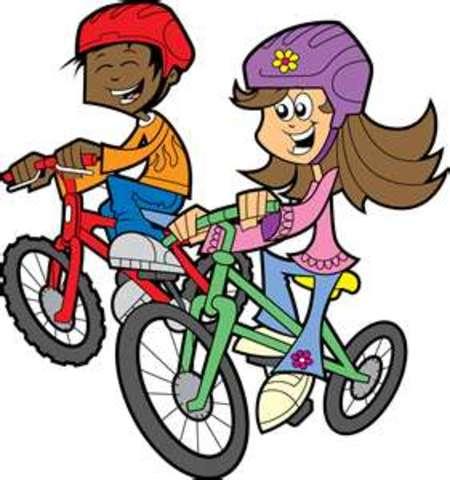 Rode My Bike