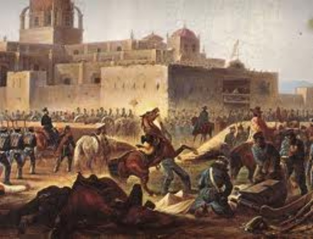 End of the Mexican War
