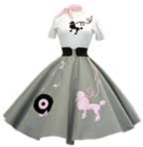 Fashion and Entertainment: Poodle Skirts