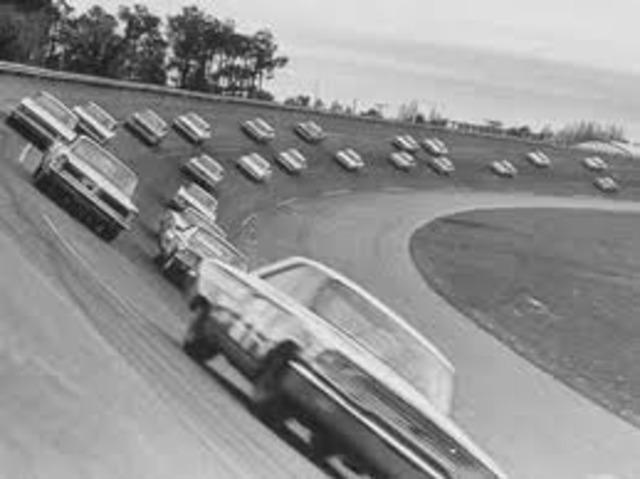 Sports & Music:Stock car racing