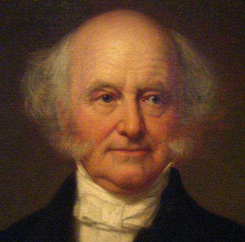 Martin Van Buren Becomes the 8th President