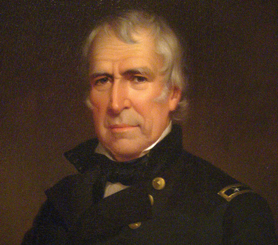 Zachary Taylor Becomes President