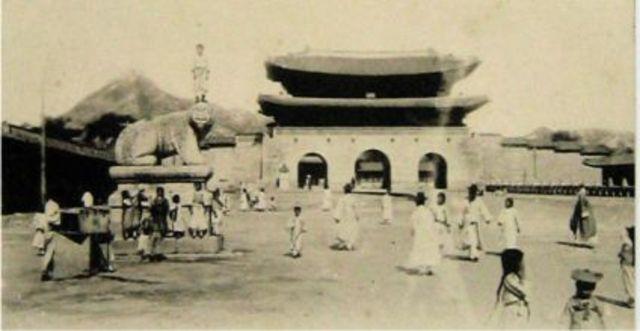 China had a huge influence on Korea