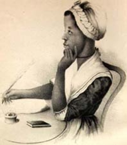 Phyllis Wheatly