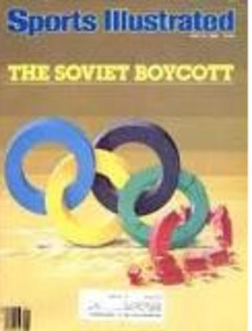 Boycott Olympics