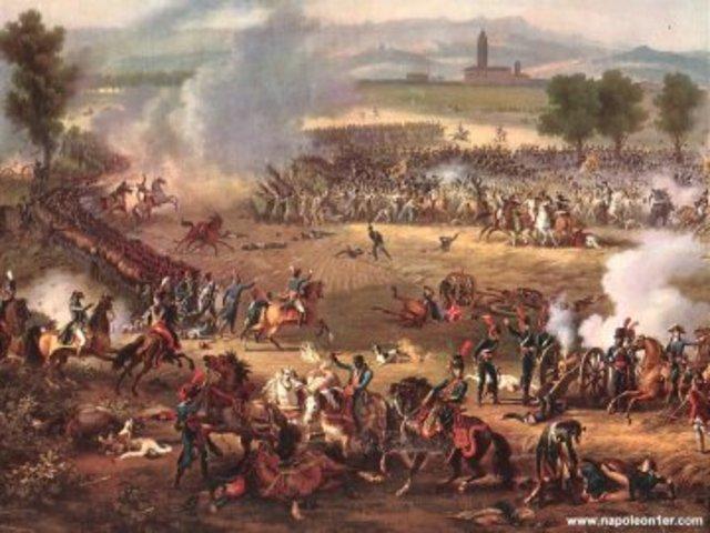 Battle of Marengo.