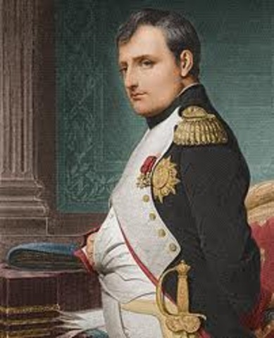 Napoleon is given command of the French army in Italy