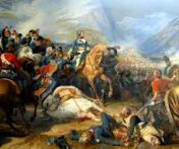 Italian campaign against Austria begins