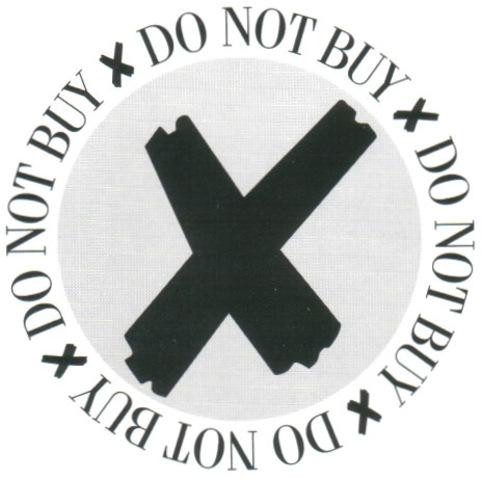Congress Bans British Goods