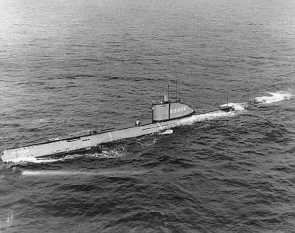 U-boats and Unrestricted Warfare