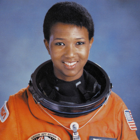 First African African Woman in Space