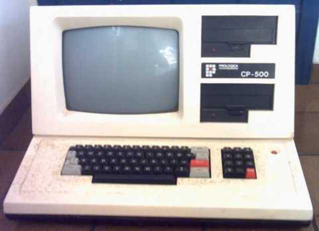 Terceira Geração(1965 - 1970) - Circuitos integrados