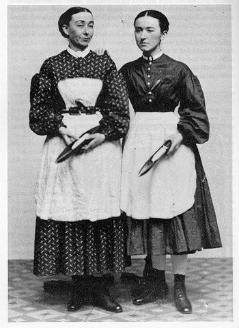 Lowell Girls Labor Strike
