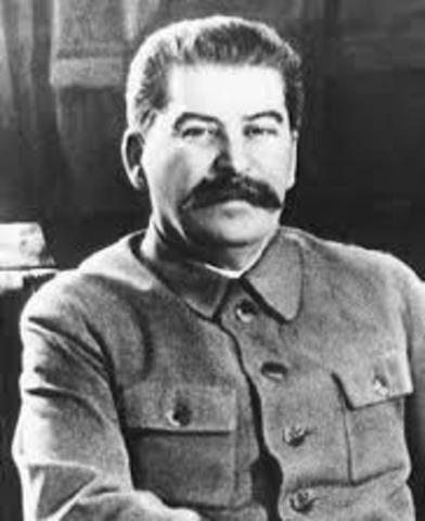 Joseph Stalin (Man of Steel)