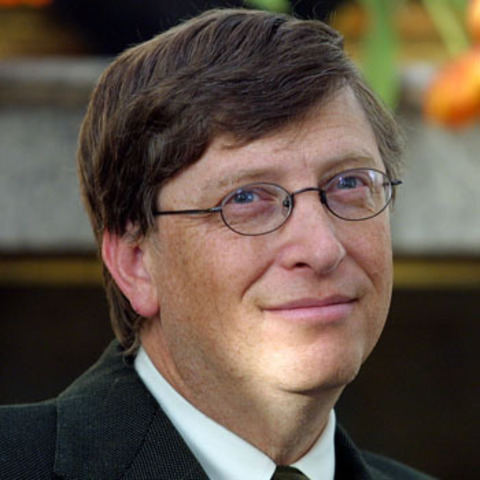 Bill Gates becomes the computer industry's first billionaire