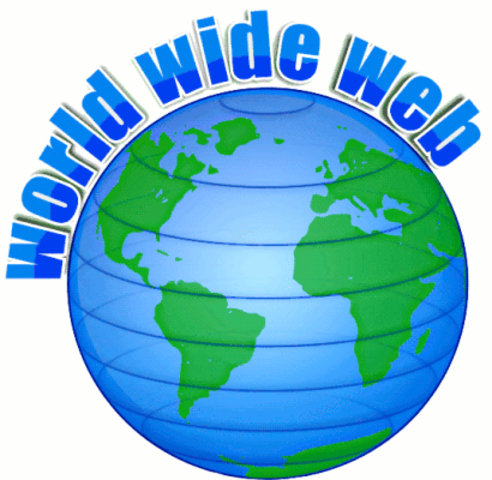 World Wide Web started up for home use