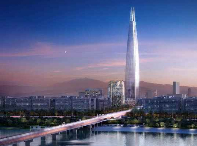 Asia get the new tallest building