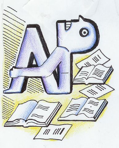 AP test practice