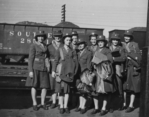 WACS (Women's Army Corps)
