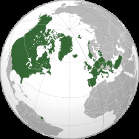 NATO Established