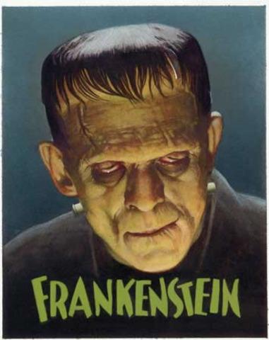Fashion and Entertainment: Frankenstein