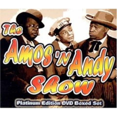 Fashion and Entertainment: Amos n Andy