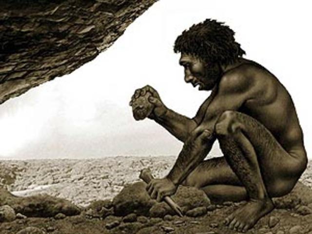 Homo Antecessor 1994/1997